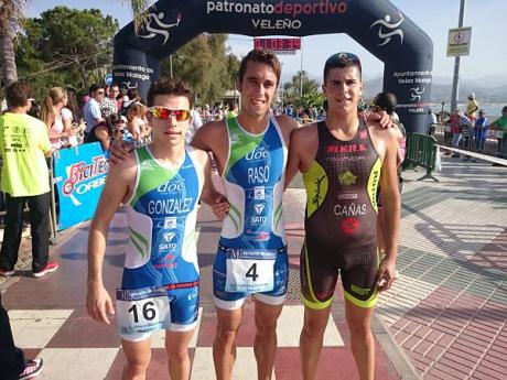 Podium Absoluto Masculino