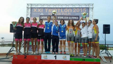 Foto del Facebook del TrainingTri